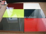 Un alto brillo MDF enchapado MDF MDF de 3D como panel decorativo