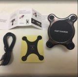 La carga rápida forma de X N18 cargador inalámbrico de coche magnético para el iPhone Smartphone Samsung Portable