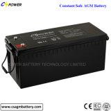 LEITUNGSKABEL-Säure-Batterie der UPS-Batterie-12V120ah Solarfür Sonnenkollektor
