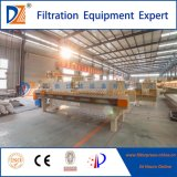 Membranfilterpresse für Industrie-Abwasser-Behandlung
