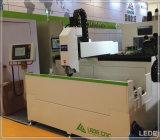 Chaîne de production de guichet--Trous, cannelure fraisant le couteau Lxfa-CNC-1200 de la copie 3X