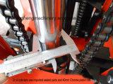 手動スタッカーを持ち上げるためのフィートのペダルが付いている油圧手のフォークリフトのスタッカー