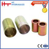 Puntale del connettore del tubo del montaggio di tubo flessibile della guglia del collegare per il tubo flessibile idraulico di R1 R2 R4