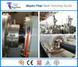 Linha de produção da tubulação do HDPE do polietileno high-density/máquina da extrusora