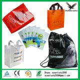Le PEHD/LDPE personnalisé imprimé sac en plastique de la fabrication