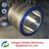 Pièce de cylindre d'acier de forge Q345b/St52