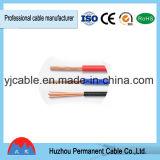 Único fio de cobre do cabo elétrico do PVC do núcleo BV/Blv/RV/Bvr