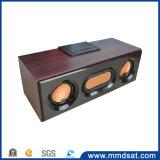 Klassischer JT362 hölzerner drahtloser Bluetooth Lautsprecher