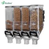 Ecobox dispensador de alimentos a granel sem BPA para Supermercado