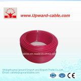 Fio de cobre elétrico para o edifício (PVC isolado e bainha)
