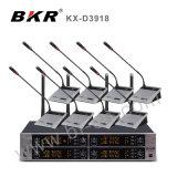 KX-D3918 de Professionele Digitale Microfoon van de Conferentie van Hoge Prestaties Draadloze