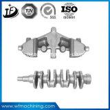 熱いカーボンかステンレス鋼はまたは自動車またはトラックエンジンのための造るか、または造られたクランク軸を停止する
