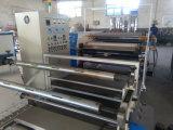 슬롯은 유형 갯솜 박판으로 만드는 기계 최신 용해 접착성 코팅을 정지한다