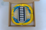 Fibre optique 1490/1550nm Longueur d'onde WDM Division Multiplexer