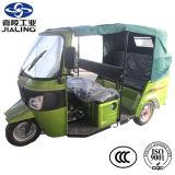 China Jialing 175/200cc refrigerado por agua triciclo pasajero