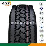 neumático sin tubo de acero de la parte radial del neumático del carro pesado del neumático del neumático de 13r22.5 TBR