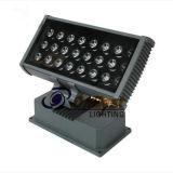 정원사 노릇을 하기를 위한 IP65 24W RGB LED 옥외 빛