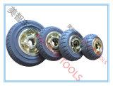 Brouette de haute qualité Roue en caoutchouc solide Rfw20050/Rfw15050/Rfw12750/Rfw10050