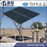 Pompe solaire pour le puits profond