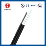 Cable de salida de fibra óptica al aire libre 1 núcleo G657A GJYXFCH para la comunicación