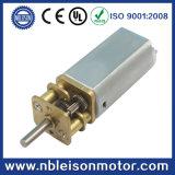 13mm 6V 12V 솔 자물쇠를 위한 마이크로 DC 금속 기어 모터