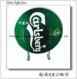 Scheda Backlit illuminata di goffratura durevole del segno del LED
