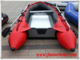 Opblaasbare rubber boot met aluminium vloer (FWS-A320)