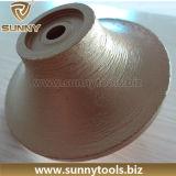 Disco Rígido Super Diamond Vínculo Metal rebolos de borda do roteador
