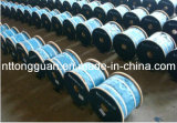 Ascenseur Steel Wire Rope 6*19s+PP - 6,5 mm.