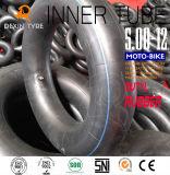 Tube en caoutchouc normal 500-12 de trois-roues du tube de tricycle de chambre à air de Tuk Tuk de pneu de tricycle