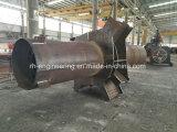 Estructura de acero para construcción y proyecto civil