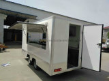 Type 2017 neuf de Tranda chariot mobile de nourriture