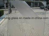 Extensamente Using desobstruído Tempered/matizou o vidro gravado ácido geado