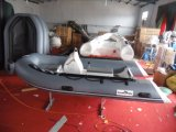 3.6m 11.8FT Rib360b Recsue Boat com Hypalon Fiberglass Hull Rigid Inflatable Boat Hot Sale