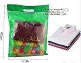 Saco plástico impermeável e Dustproof da alta qualidade de vestuário