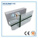 Mur en rideau en verre en aluminium (RMCW-101) Roomeye Hidden Frame Curtain Wall
