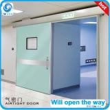 手術室、ICUとして病院のクリーンルームのための自動か手動密閉ドア