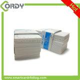 マンゴのクラムシェルはシリアル番号によって印刷されるRFIDの厚いカードとの125kHzを梳く