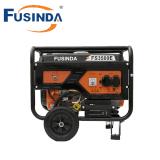 4-Stroke sondern luftgekühlten Benzin-Generator des Zylinder-Treibstoff-Generator-2.8kw aus