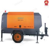 Compresseur diesel industriel de vis pour le sablage