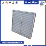 Filtro G4 Panel de aire para el hotel y el edificio de oficinas