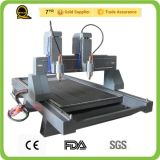 Ranurador de piedra del CNC del grabado hecho a máquina en China