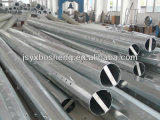 China Manufacturer Galvanized Steel Tube Pole