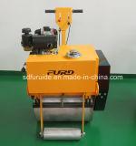 Caminhada atrás compressor do rolo de estrada da vibração do mini (FYL-600C)