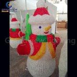 Decoração de Natal ao ar livre Snowman Light Frosty The Snowman Light para festa e decoração de casamento