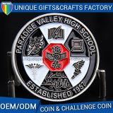 最も安いエナメルを塗られた旧式な記念品の金属の硬貨