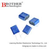 Capacitor cheio/Supercapacitor do farad da estrutura 85c 95%Rh 5.5V 2.0f do selo