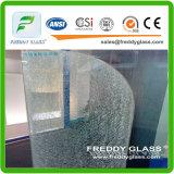 15mm, 19mm verre trempé en verre trempé avec bord polie