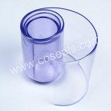 청정실을%s 유연한 PVC 커튼 수직
