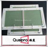el panel de acceso de la pared de 600*1200m m con la tarjeta de yeso de aluminio del marco AP7710